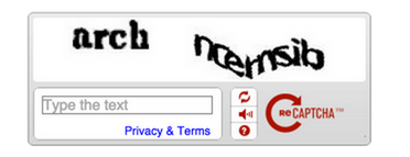 Older version of captcha