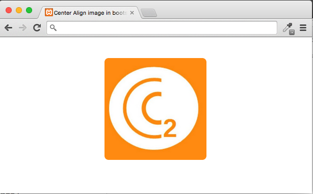 Image Center Aligned in Bootstrap